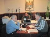 Şedinţa de lucru privind analiza politicii tarifare la ÎM Apă-Canal Cahul