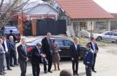 Prim-Ministrul Iurie Leancă la sediul Î.M. Apa-Canal Cahul