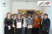 """Perfecționarea contabililor și economiștilor din cadrul întreprinderilor-membrii a Asociației """"Moldova Apă-Canal"""""""