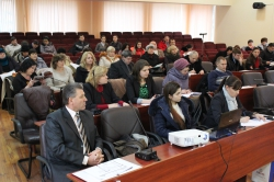 Audieri publice cu privire la strategia de dezvoltare a or. Cahul