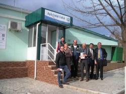 Vizită de lucru a reprezentanților proiectului GWOPA din Olanda