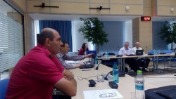 Atelier de instruire cu privire la planificarea afacerii pentru operatorii serviciilor de apă