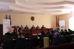 Lansarea proiectului: Aprovizionarea cu apă şi canalizare în sudul Moldovei