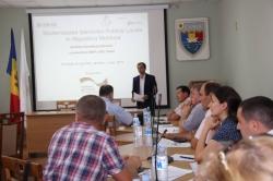"""Ședinţa Comitetul Director Local pentru monitorizarea Proiectului-pilot \""""Modernizarea serviciilor publice local\"""""""