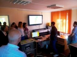 Ședința Comunității Practicienilor din sectorul de apă și sanitație