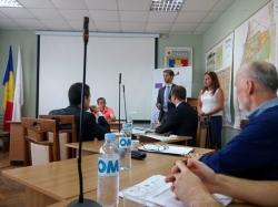 Prezentarea draft-ului Planului de dezvoltare  a capacităților operatorului